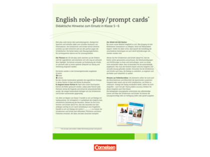 Eng.role-play/prompt cards 5/6
