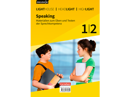 EG LightHeadHigh 1/2 Speaking