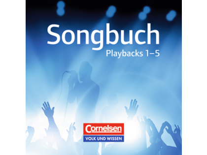 Songbuch alle CD 1-5